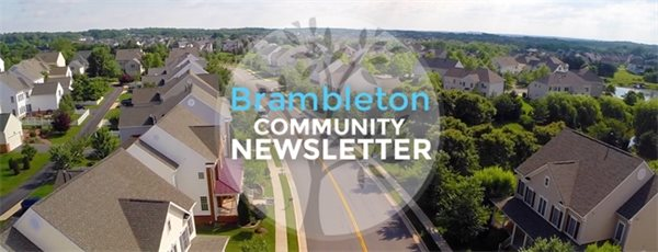 Brambleton Community Newsletter
